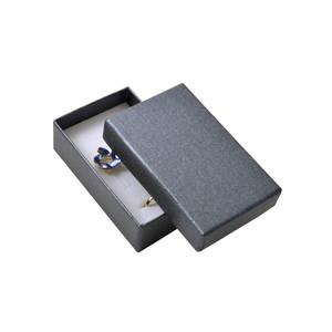 Jednoduchá černá krabička bez mašličky