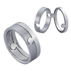 Ocelový prsten - RSS30
