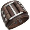 Kožený náramek - BBF332BA