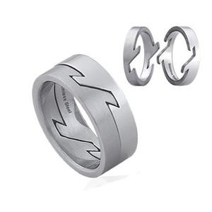 Ocelový prsten - RSS62