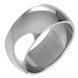 Ocelový prsten - ZRO006BA